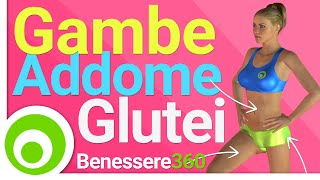Gambe, Addominali e Glutei: Allenamento GAG, esercizi per dimagrire e tonificare a casa