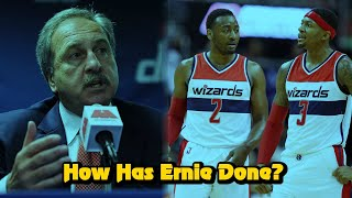 The Truth About Ernie Grunfeld's Time As The Wizards GM