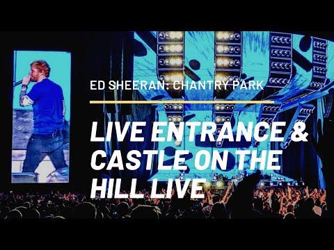 ed-sheeran-divide-tour- -ipswich-divide-tour,-chantry-park- -castle-on-the-hill-and-live-entrance