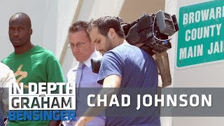 Chad Johnson on domestic violence arrest and jail