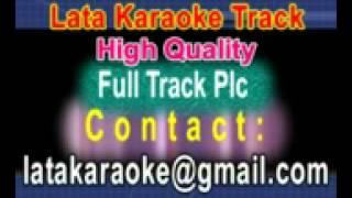 Woh Dekho Jala Ghar Karaoke Anpadh {1962} Lata