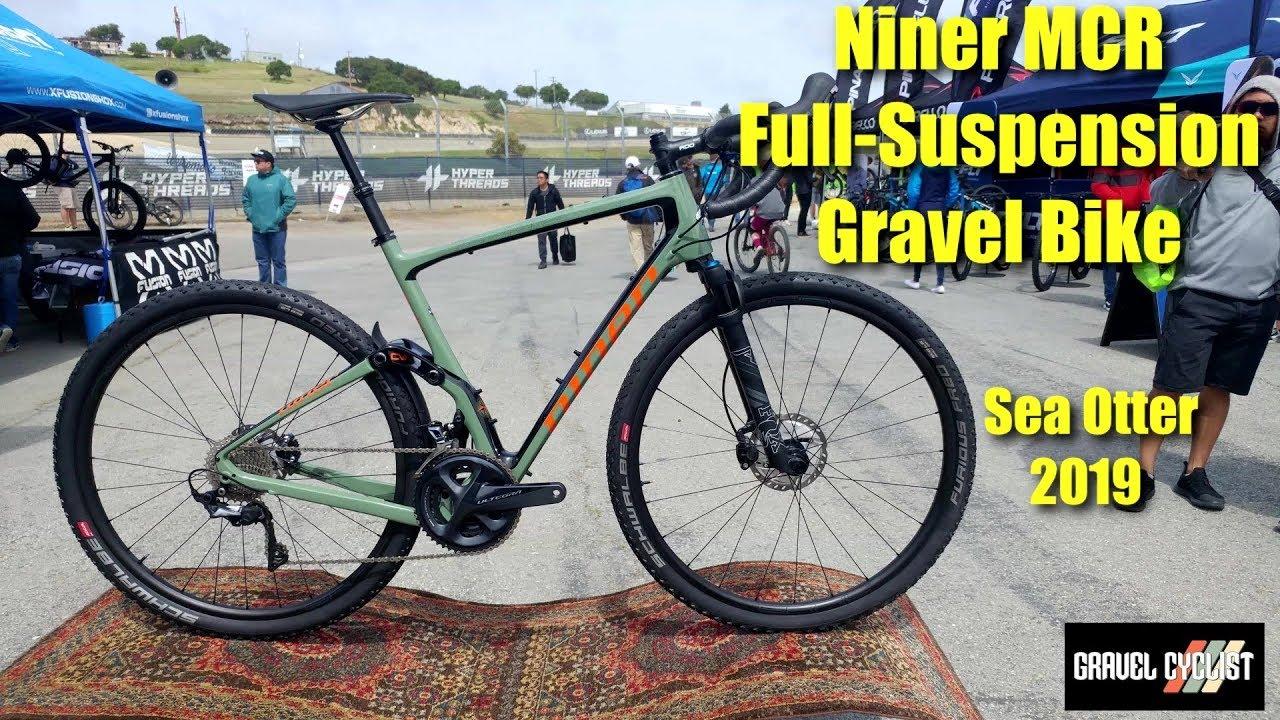 0e985cb45db Niner MCR Full-Suspension Gravel Bike - Everything You Need to Know: SOC  2019