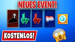 😱 Fortnite GIFT us 7 FREE ITEMS! New GETAWAY Event...