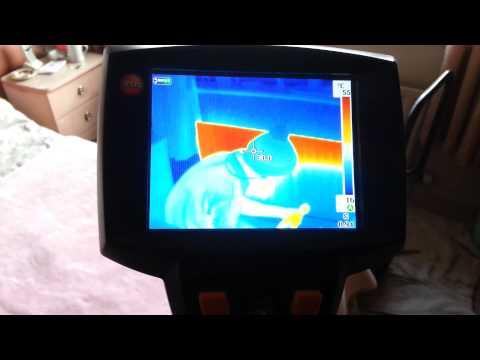 Thermal Camera Magnacleanse