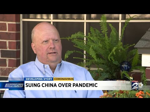 Local Man Who Lost Loved One To Coronavirus Joins Lawsuit Against China