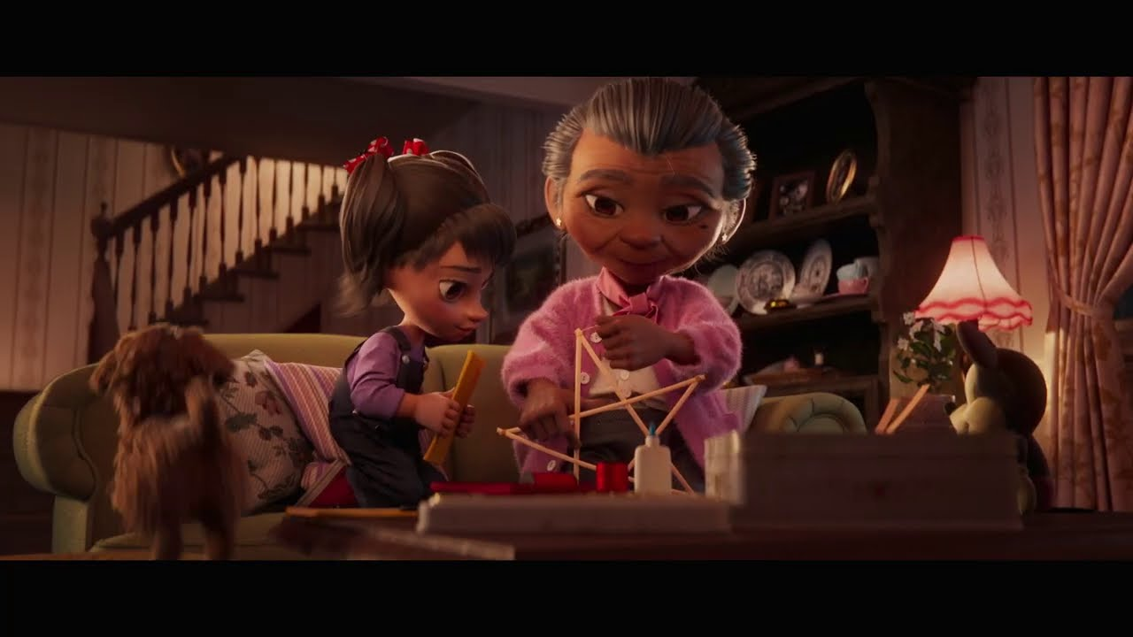 Disney's 2020 Christmas Ad Hits Home