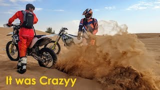 Riding Dirt Bikes in Dubai | Awesome Experience
