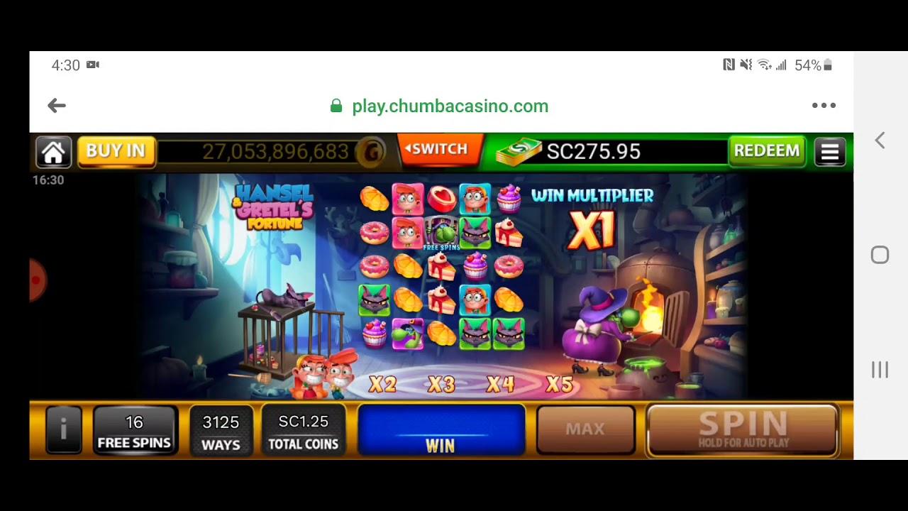 Chumba Casino Bonus Codes