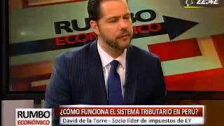 El Sistema Tributario en el Perú