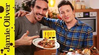 Piri Piri Chicken | Jamie Oliver & Funforlouis