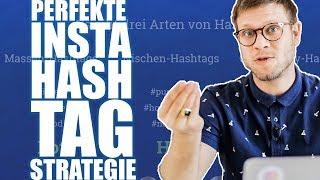 ⏩ Instagram Hashtag Strategie 2018 -  Die besten Hashtags ⏪ | #FragDenDan