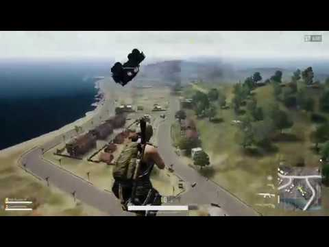 Basically PUBG no clip
