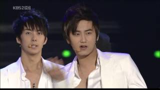 "[1080p HD] SS501 ""U R Man"" Performance at SDA 090911"