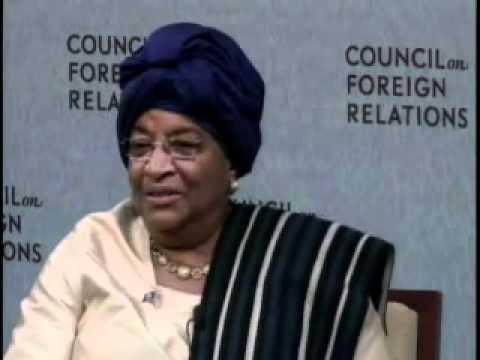 Liberia's Sirleaf: Reform in Africa