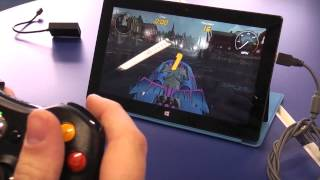 microsoft surface rt the ultimate gaming tablet pc