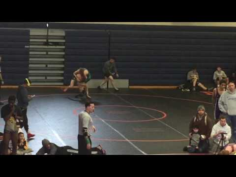 Richie Morrell @ The MAWA Tournament, Match 2
