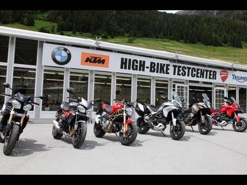 High-Bike Testcenter Paznaun 2013