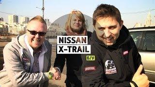 Nissan X-trail (t30) - Большой тест-драйв (б/у) / Big Test Drive - Ниссан Экстрейл