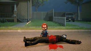 あ、これ死んだわ。チャッキーとスクリームがいる学校帰りのホラーゲームが恐ろしすぎた(絶叫あり)