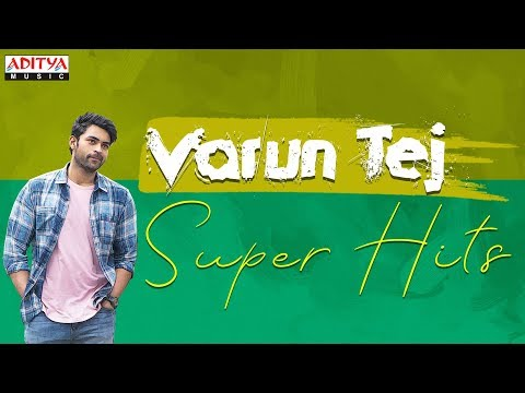 Varun Tej Super Hit Telugu Songs ♫♫🎧