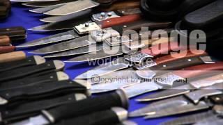 Ножи Булат Домаск Ворсма(купить исходный видеоматериал: http://minimaltv.org/viditem.php?id=1773 правообладатель: http://minimalTV.org УралЮвелир - Весна -..., 2013-04-15T14:13:13.000Z)