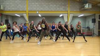 Bunji Garlin - Girls Town - Zumba Iho