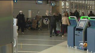 Travelers Adjust To Travel Restrictions Amid Coronavirus Outbreak
