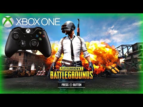 PUBG XBOX ONE RELEASE GAMEPLAY - GETTING WINS!  (PUBG XBOX ONE X GAMEPLAY)