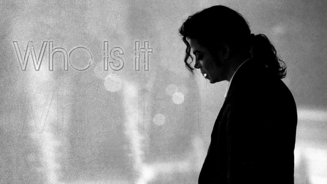 Michael Jackson Who Is It