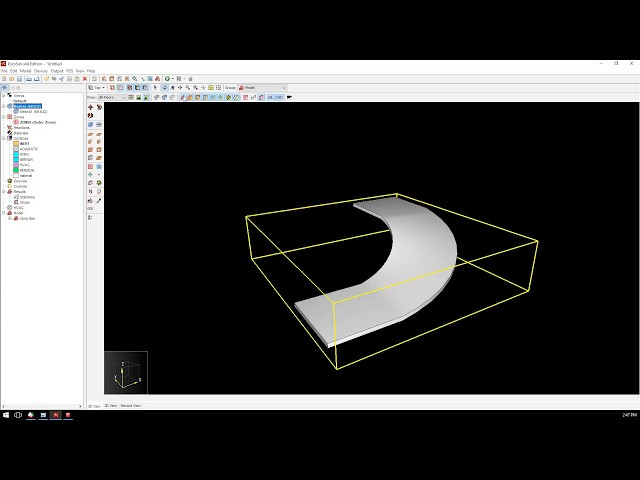 Google Sketchup Tutorial Complex Spiral Ramp | Lectures For
