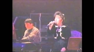 「LIVE SAT」1991年。 Bunkamuraシアターコクーン.