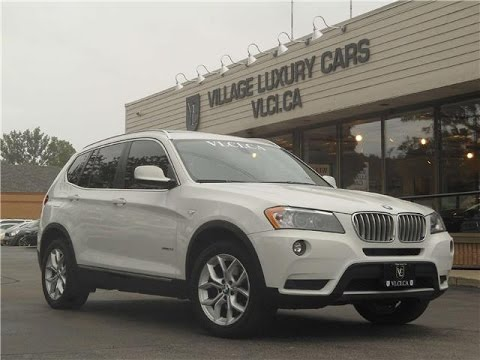 2011 bmw x3 xdrive 28i in review village luxury cars. Black Bedroom Furniture Sets. Home Design Ideas
