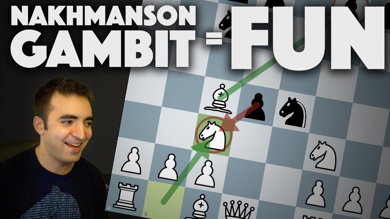 The Nakhmanson Gambit is SO MUCH FUN