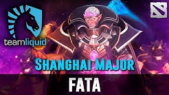 FATA Invoker | Shanghai Major Dota 2