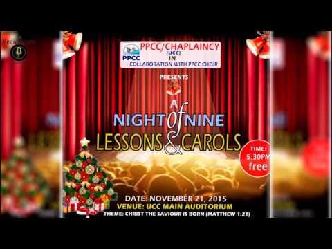 MediaHouse Ghana - Jingles - A Night of Nine Lessons and Carols (PPCC Choir, UCC)