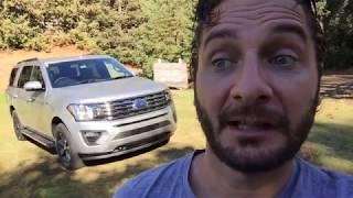 Ford Expedition 2018 - A Bordo En Vivo