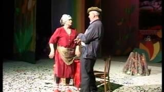 Яран сувар 2012.Лезги театр. Дербент