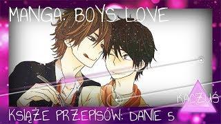 Manga: Boys Love | Książe Przepisów: Danie 5 | Polish Fandub