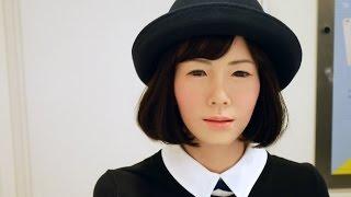 Androidol U 「アンドロイドル U」@ Ikebukuro PARCO (2017.4.1) [4K]