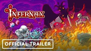 Infernax - Official Announcement Trailer