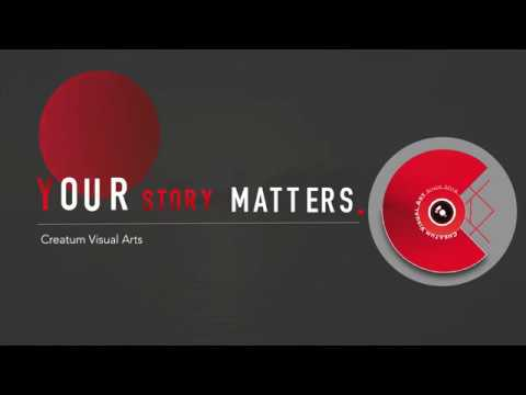 Creatum Your Story Matters