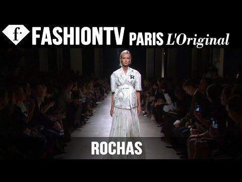 Rochas Spring/Summer 2015 ft Daphne Groeneveld, Lindsey Wixson   Paris Fashion Week PFW   FashionTV