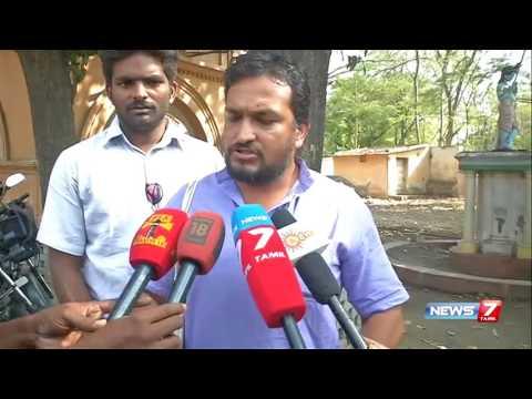 Social activist seeks release of arrested Salem protesters | News7 Tamil