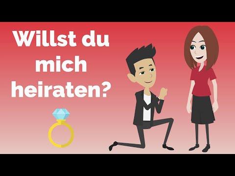 Deutsch Lernen | Willst Du Mich Heiraten?