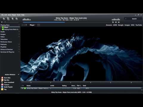 Shiny Toy Guns - Major tom (Rock Remix)