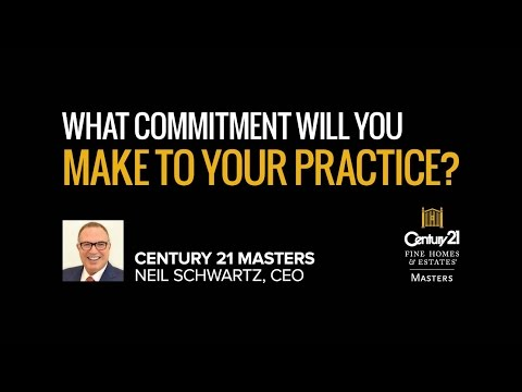 Real Estate Training - What Commitment Will You Make To Your Practice?