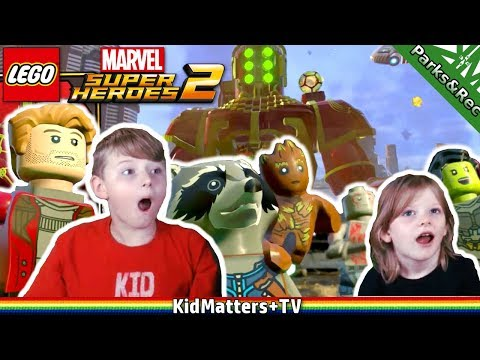 LEGO Marvel Super Heroes 2 Part 1. Kang o...