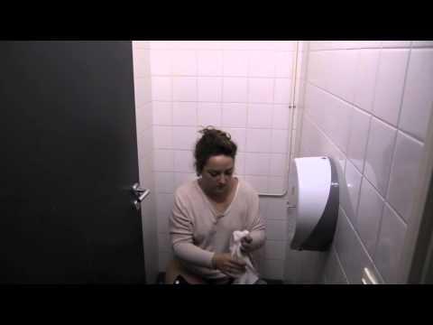 THÉLAIT toilette malheur
