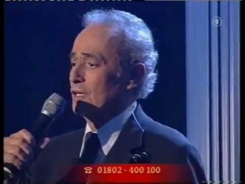 "Elton John & Josep Carreras: ""Sorry seems to be the hardest word"" (José Carreras-Gala 2005)"