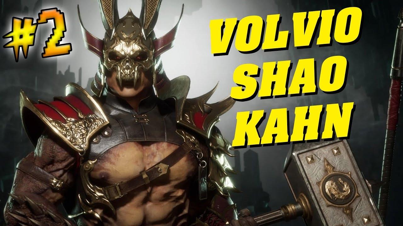 EL REGRESO DE SHAO KAHN 🔥 MORTAL KOMBAT 11 #2